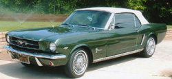 1967 Ford Mustang Converible